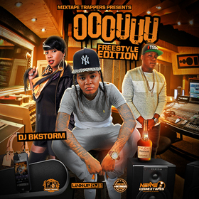 OOOUUU Freestyle Edition DJ BkStorm front cover
