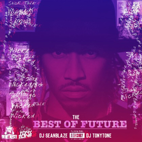 The Best Of Future DJ Seanblaze front cover