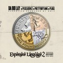 Expensive Language 2 Da Boi Lay front cover