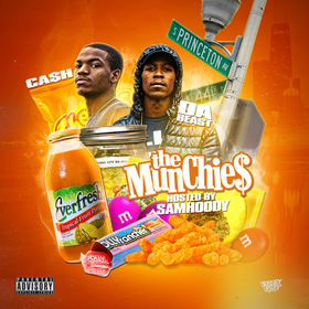 The Munchie$ Da Beast & Cash front cover
