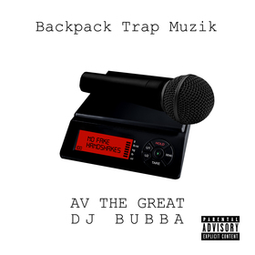 Backpack Trap Muzik AV The Great front cover