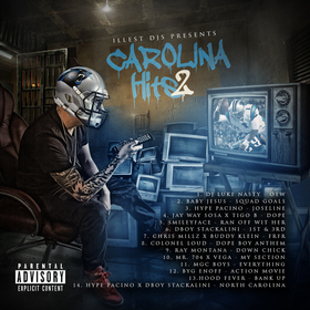 Carolina Hits 2 Illest DJs front cover