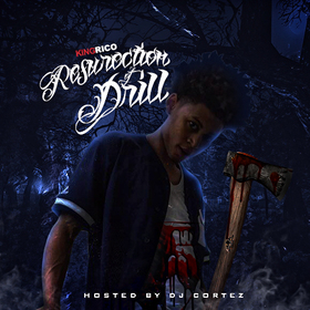 Resurrection Of Drill King Rico (FBTV) front cover