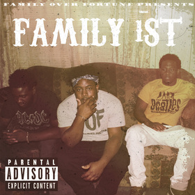 Family First DLoc front cover