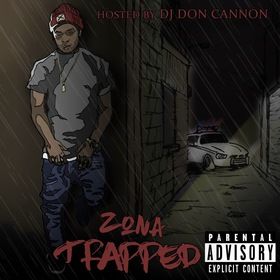 Trapped (Hosted By. Don Cannon) Zonaa front cover