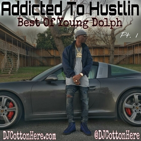 Tha Real Best Of Young Dolph Pt. 1 DJ Cotton Here front cover