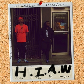 H.I.A.W ( Hustle In Any Weather ) Young Star front cover