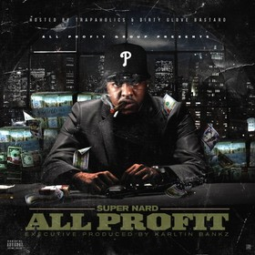 All Profit Super Nard front cover