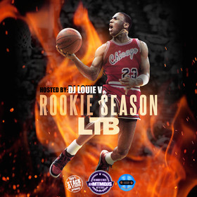 Rookie Season [EP] L.T.B Ca$hout front cover
