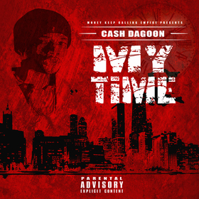 My Time Cash DaGoon front cover