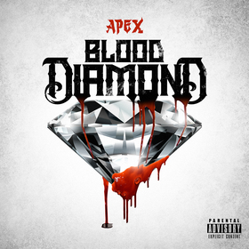Blood Diamond Apex front cover