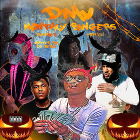 DMV Monthly Bangers (October Edition) DJ Benji front cover