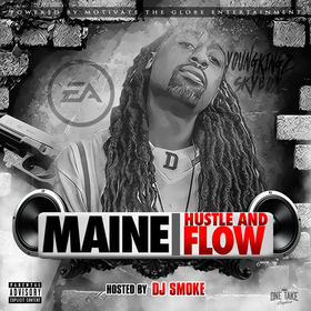Hustle and Flow Maine front cover