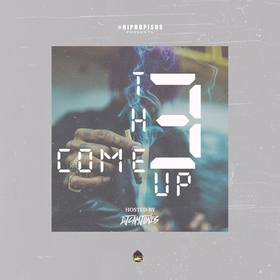 The Come Up 3 #HipHopIsUs front cover