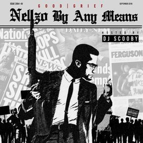 By Any Means Nellzo front cover
