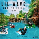 Lil Wave And Friends EP Dj_0ceanz front cover