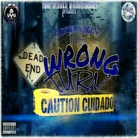 The Wrong Turn tASTEMYJIGGY front cover