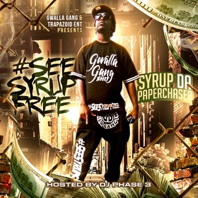 #SeeSyrupFree DJ Phase 3 front cover
