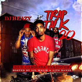 Trap Talk 20 DJ B Eazy front cover