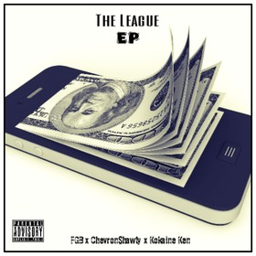 The League EP Chevron Shawty front cover