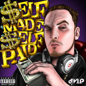 Self Made Self Paid JaY PAYD front cover