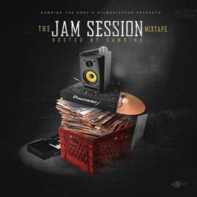 Jam Session The Mixtape GambinoATL front cover