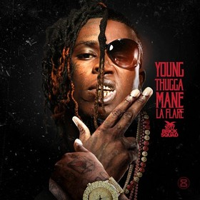 Young Thugga Mane La Flare Gucci Mane front cover