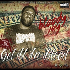 Get It In Blood Bloody Jay front cover