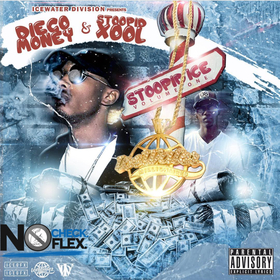 Stoopid Ice Volume One Diego Money front cover