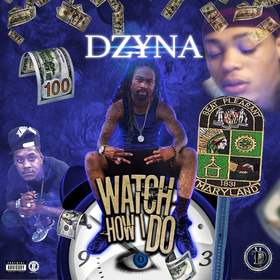 Watch How I Do Dzyna front cover