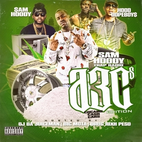Trap Radio A3Cs Edition Sam Hoody front cover