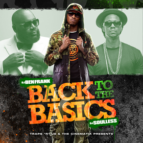 Back To The Basics DJ Ben Frank front cover
