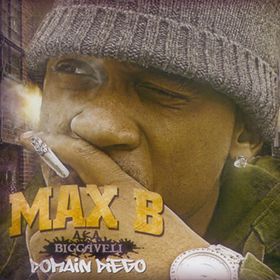 Domain Diego Max B front cover