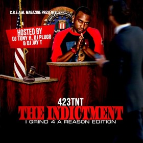 TNT - The Indictment DJ Tony H front cover