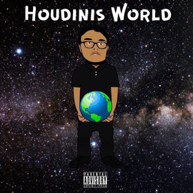 Houdinis World Houdini859 front cover