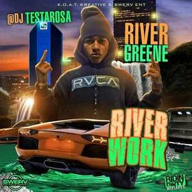 River Work River Greene front cover