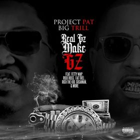 Real Gz Make Gz Project Pat front cover