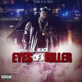 Eyes of a Killer DJ Fresh front cover
