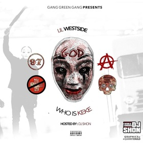 Who Is KeKe LilWestSide1k front cover