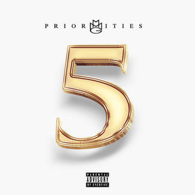 Priorities 5 MMG front cover