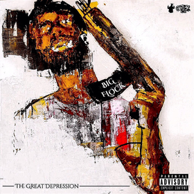 The Great Depression Big Flock front cover