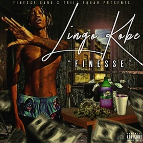 Finesse King Lingo front cover