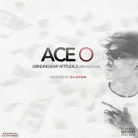 Grinding Is My Attitude II: LBN Edition Ace O LaFlare front cover