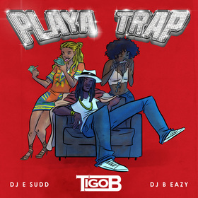 Playa Trap Tigo B front cover