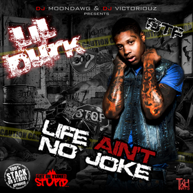 Life Aint No Joke Lil Durk front cover