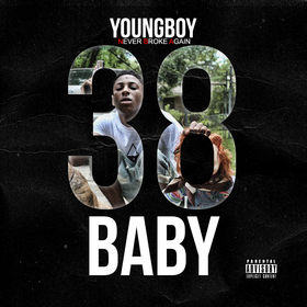 38 Baby NBA YoungBoy front cover