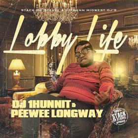 Lobby Life DJ 1Hunnit front cover