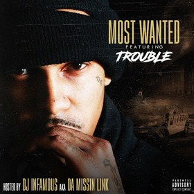 Most Wanted: Featuring Trouble Authentic Booking front cover