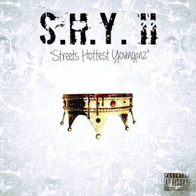 S.H.Y. II MellDopeAF front cover