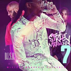 Street Matrimoney 7 DJ S.R. front cover